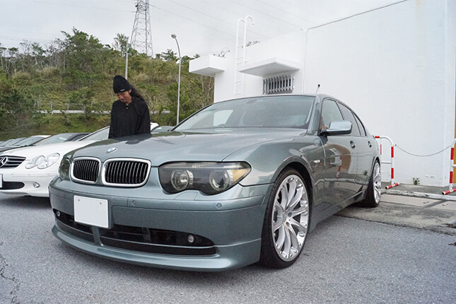 BMW・7シリーズの画像 p1_6